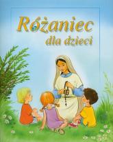 Różaniec dla dzieci - Halina Błaż | mała okładka