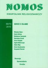 Kwartalnik religioznawczy 69/70 2010 Szkice o islamie -  | mała okładka