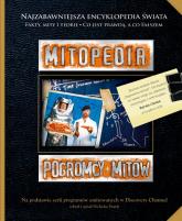 Pogromcy mitów - Mitopedia - Nicholas Searle | mała okładka