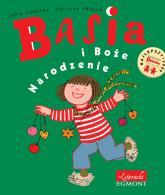 Basia i Boże Narodzenie - Zofia Stanecka | mała okładka