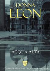 Acqua alta - Donna Leon | mała okładka