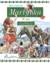 Martynka Moje czytanki W zoo - Gilbert Delahaye | mała okładka
