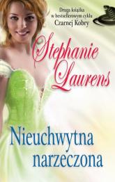 Nieuchwytna narzeczona - Stephanie Laurens | mała okładka