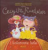 Cecylka Knedelek i kolorowe bale - Joanna Krzyżanek | mała okładka