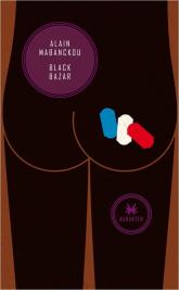Black Bazar - Alain Mabanckou | mała okładka