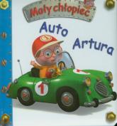 Auto Artura Mały chłopiec - Emilie Beaumont | mała okładka