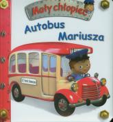 Autobus Mariusza Mały chłopiec - Emilie Beaumont | mała okładka