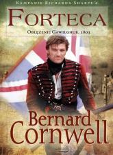 Forteca Oblężenie Gawilghur 1803 - Bernard Cornwell | mała okładka