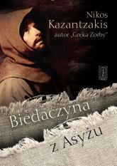 Biedaczyna z Asyżu - Nikos Kazantzakis | mała okładka