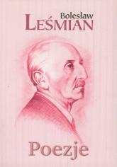 Poezje - Bolesław Leśmian | mała okładka