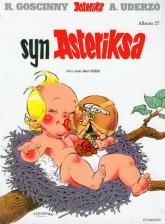 Asteriks Syn Asteriksa 27 - Uderzo Albert, Goscinny Rene | mała okładka