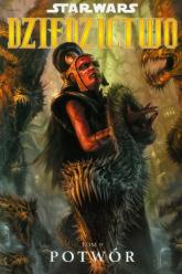 Star Wars Dziedzictwo Tom 9 Potwór - Ostrander John, Duursema Jan | mała okładka