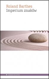 Imperium znaków - Roland Barthes | mała okładka