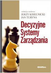 Decyzyjne Systemy Zarządzania -  | mała okładka