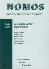 Kwartalnik religioznawczy 73/74 -  | mała okładka