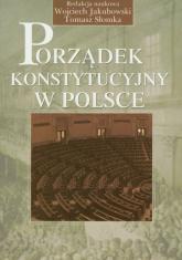 Porządek konstytucyjny w Polsce -  | mała okładka