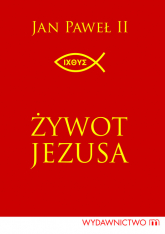 Żywot Jezusa - Jan Paweł II | mała okładka