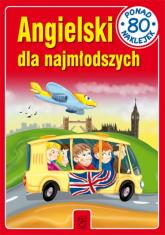Angielski dla najmłodszych -  | mała okładka