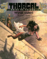 Thorgal Kriss de Valnor Wyrok walkirii Tom 2 - Sente Yves, De Vita Giulio | mała okładka