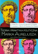 Teoria i praktyka polityczna Marka Aureliusza -  | mała okładka