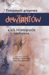 Tożsamość grupowa dewiantów a ich reintegracja społeczna -  | mała okładka