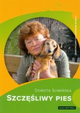 Szczęśliwy pies - Dorota Sumińska | mała okładka