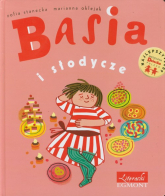 Basia i słodycze - Zofia Stanecka | mała okładka