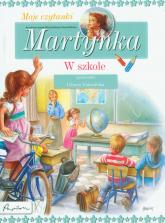 Martynka Moje czytanki W szkole - Gilbert Delahaye | mała okładka