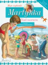 Martynka Moje czytanki Nad morzem - Gilbert Delahaye | mała okładka