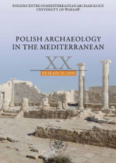 Polish Archaeology in the Mediterranean, vol. XX. Research 2008 - zbiorowa Praca | mała okładka
