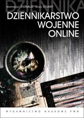 Dziennikarstwo wojenne online - Matheson Donald, Allan Stuart | mała okładka