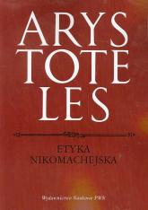 Etyka Nikomachejska - Arystoteles | mała okładka