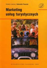 Marketing usług turystycznych -  | mała okładka