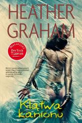 Klątwa kanionu - Heather Graham | mała okładka