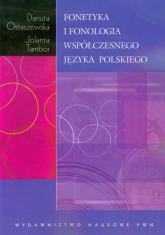 Fonetyka i fonologia współczesnego języka polskiego - Ostaszewska Danuta, Tambor Jolanta   mała okładka