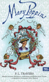 Mary Poppins - Travers Pamela L.   mała okładka