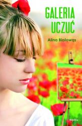 Galeria uczuć - Alina Białowąs | mała okładka