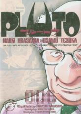 Pluto 6 - Tezuka Osamu, Urasawa Naoki | mała okładka