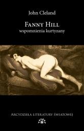 Fanny Hill Wspomnienia kurtyzany - John Cleland   mała okładka