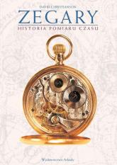 Zegary Arcydzieła dawnych mistrzów - David Christianson | mała okładka