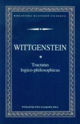 Tractatus logico-philosophicus - Ludwig Wittgenstein | mała okładka