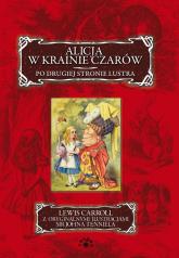 Alicja w krainie czarów Po drugiej stronie lustra - Lewis Carroll | mała okładka