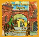 Legenda o Kluskowej Bramie The legend of the Dumpling Gate Die legende vom Klosstor - Bogusław Michalec   mała okładka