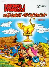 Kajko i Kokosz Złoty Puchar 3 - Janusz Christa | mała okładka