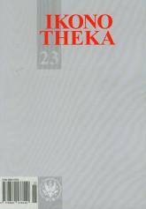 Ikonotheka 23/2012 - zbiorowa Praca | mała okładka