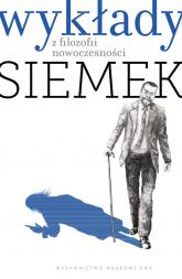 Wykłady z filozofii nowoczesności - Siemek Marek J. | mała okładka
