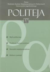 Politeja 17 (3/2011) -  | mała okładka