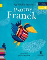 Czytam sobie Psotny Franek Poziom 1 - Agnieszka Frączek | mała okładka