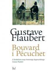 Bouvard i Pecuchet Z dodatkiem eseju Antoniego Sygietyńskiego Gustaw Flaubert (1821-1880) - Gustave Flaubert | mała okładka