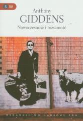 Nowoczesność i tożsamość - Anthony Giddens | mała okładka
